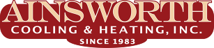 Ainsworth Air Conditioning & Heater Repair Logo