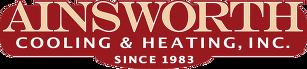 Ainsworth Air Conditioning & Heater Repair Logo